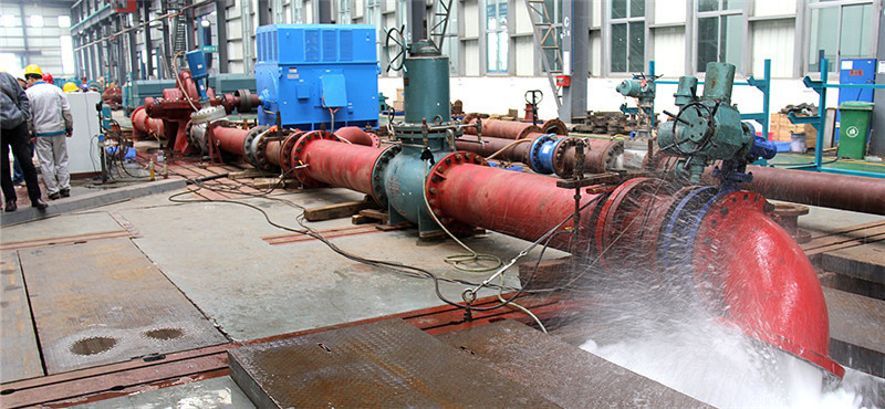 水力减压阀安装现场